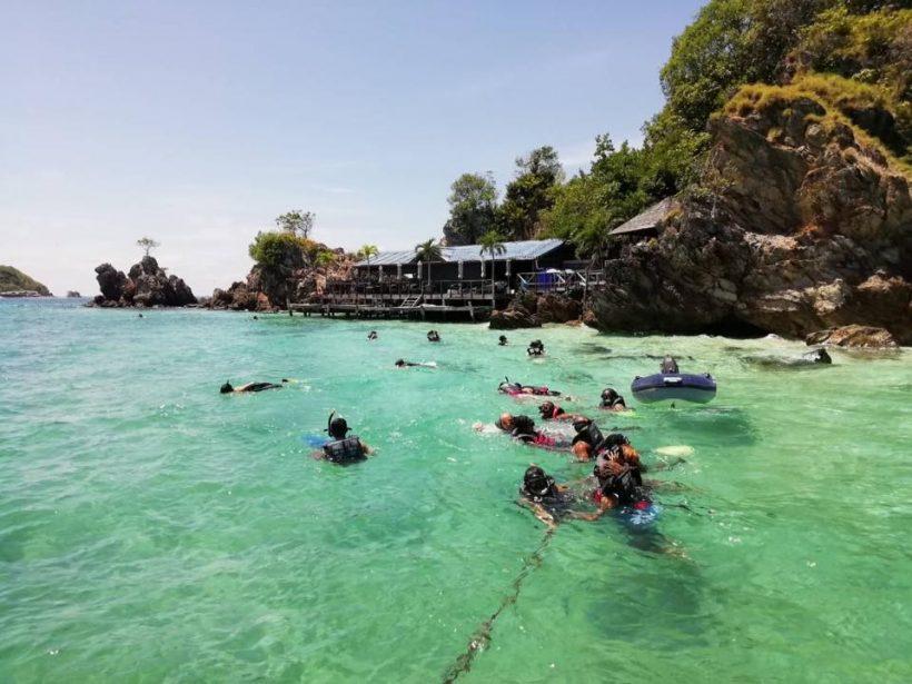 Khai Island Water