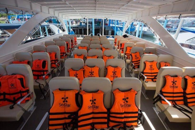 Seastar Boat Life Jackets