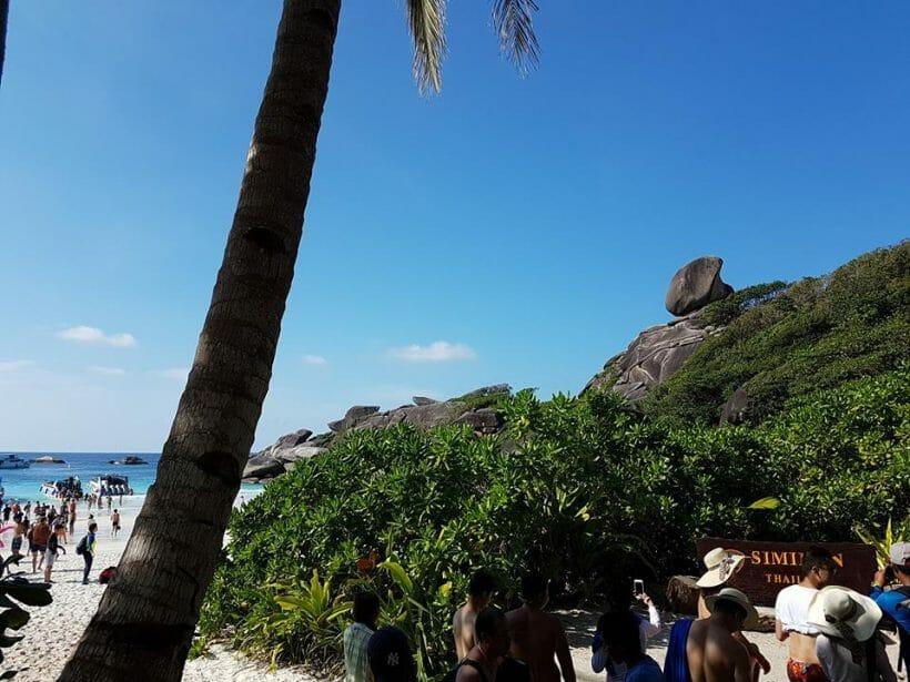 islands similan