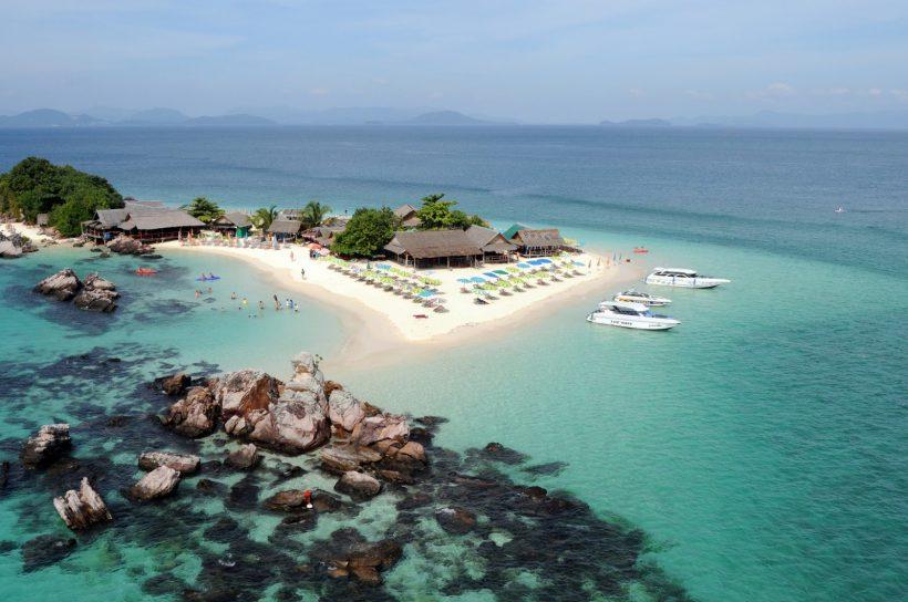3 khai islands morning