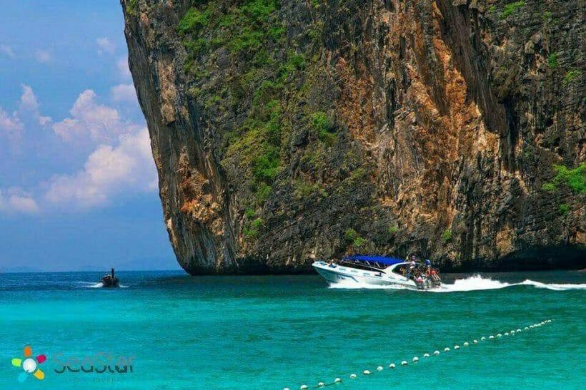 sea star speed boat phi pi