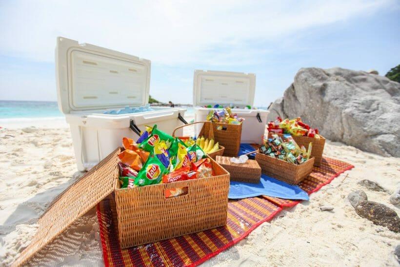 sea start snacks