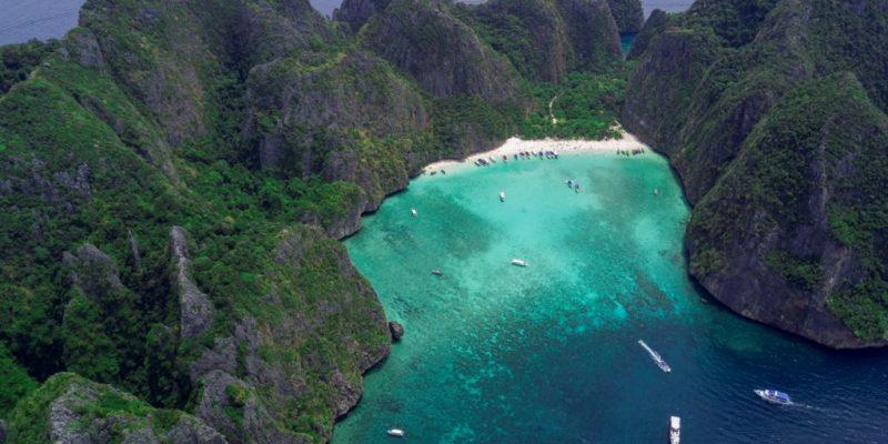 Phi Phi Maya Bay Island