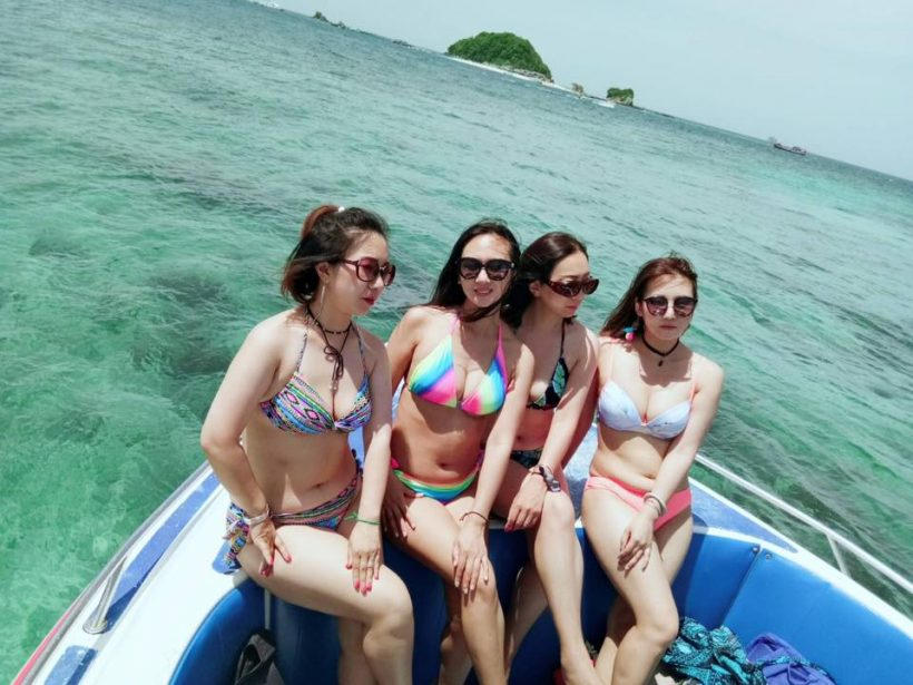 Phi Phi Tour Speedboat
