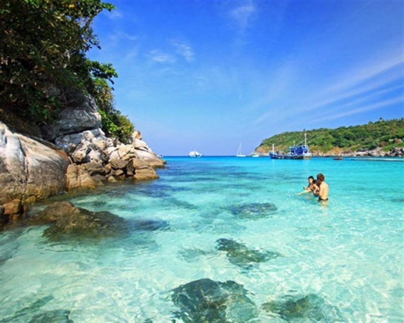 Raya Island Full Day Tour