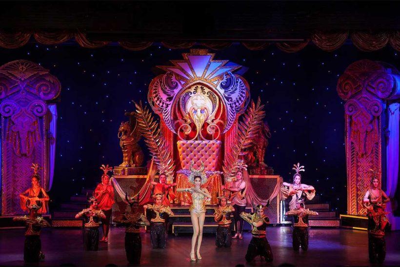Aphrodite show