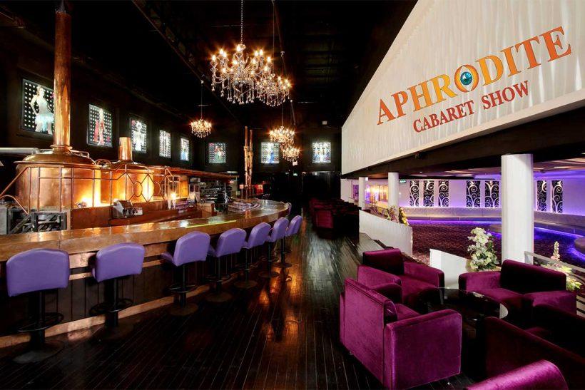 Bar at Aphrodite