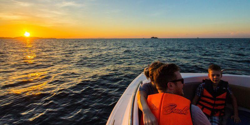 Phi Phi islands Sunset Tour