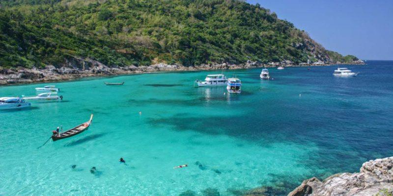 one way raya island