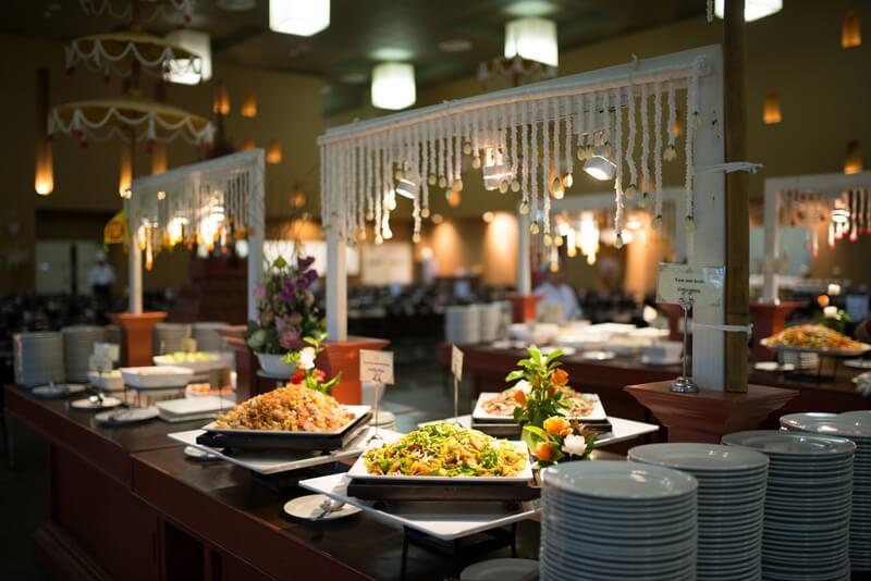 Siam Niramit dining