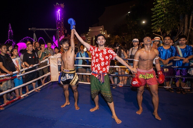 Thai Boxing Siam Niramit
