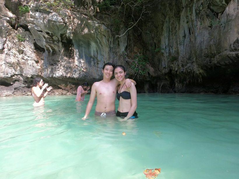 phi phi caves
