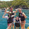 snorkeling phi phi sea