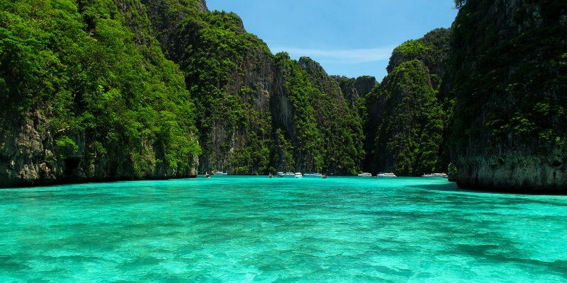 Phi Phi Tour Bamboo Island