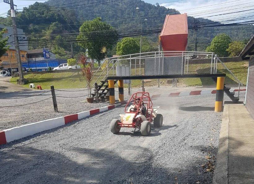 Patong Go  Karts Phuket Bugges