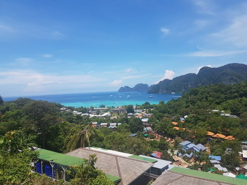 View point Phi Phi Don