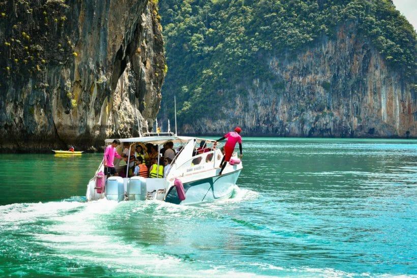 James Bond Island Speed Boat