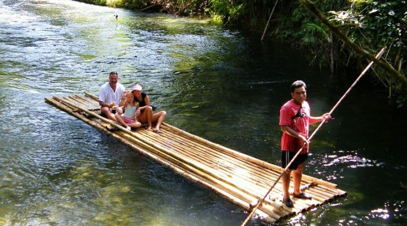 Khaolak Bamboo Rafting & Safari
