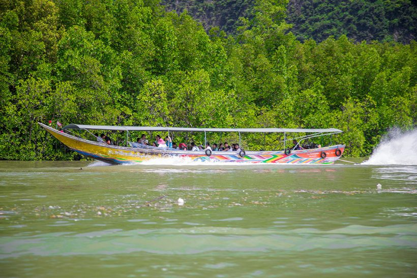Long Boat James Bond Island