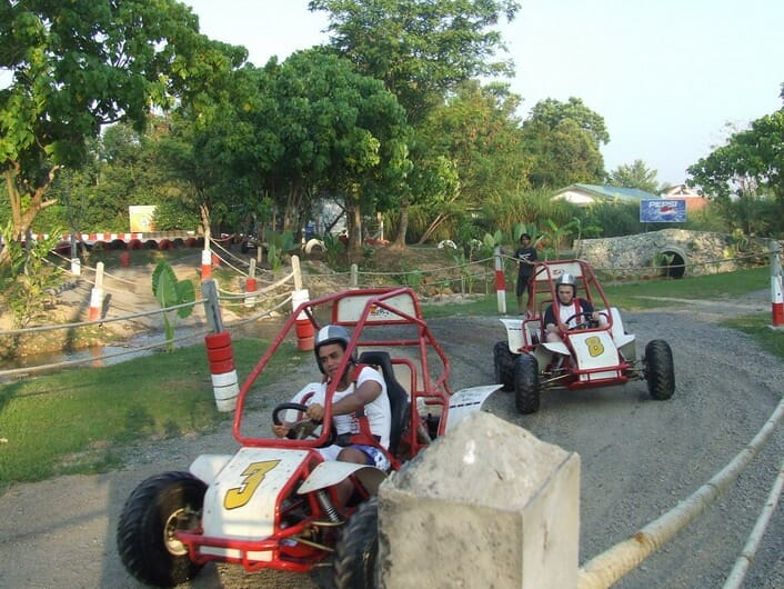 Off road cart phuket