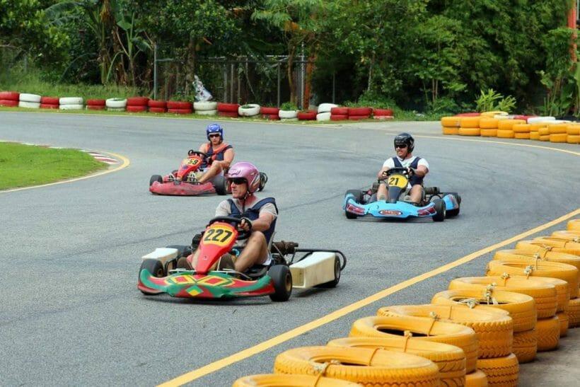 Patong gokart track