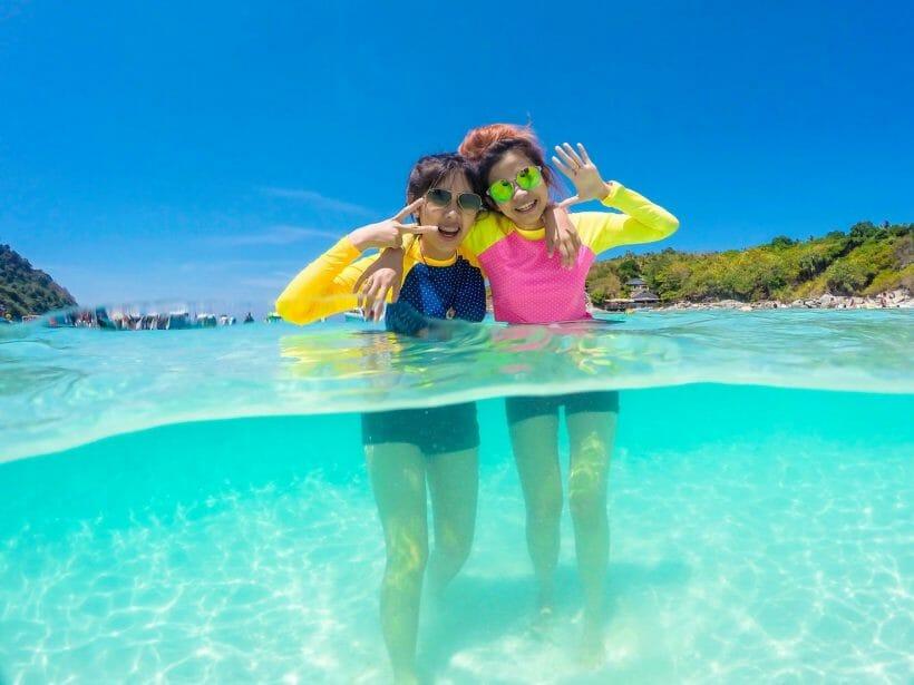Raya Island Sea