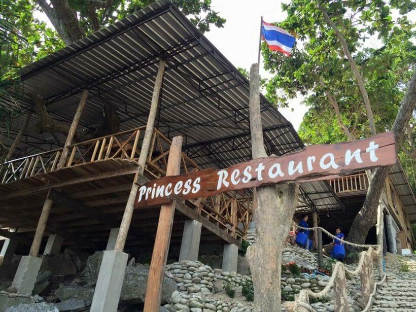 Restaurant Raya Island