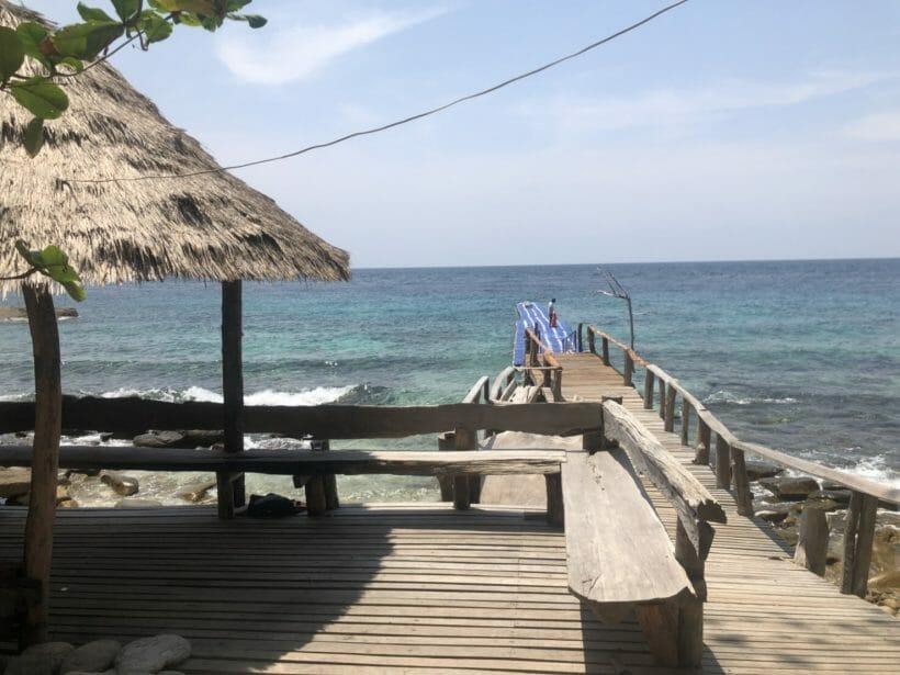 Raya Island Pier