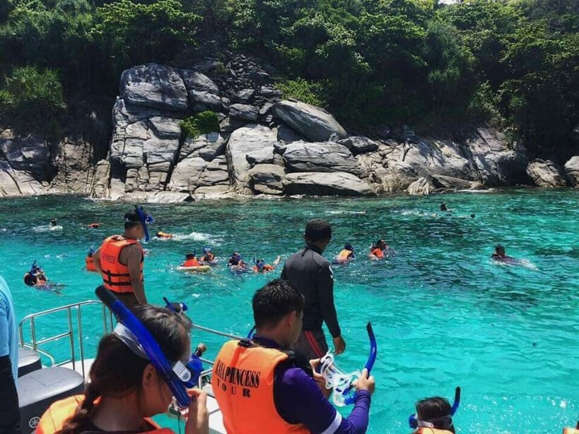 Raya Island Diving
