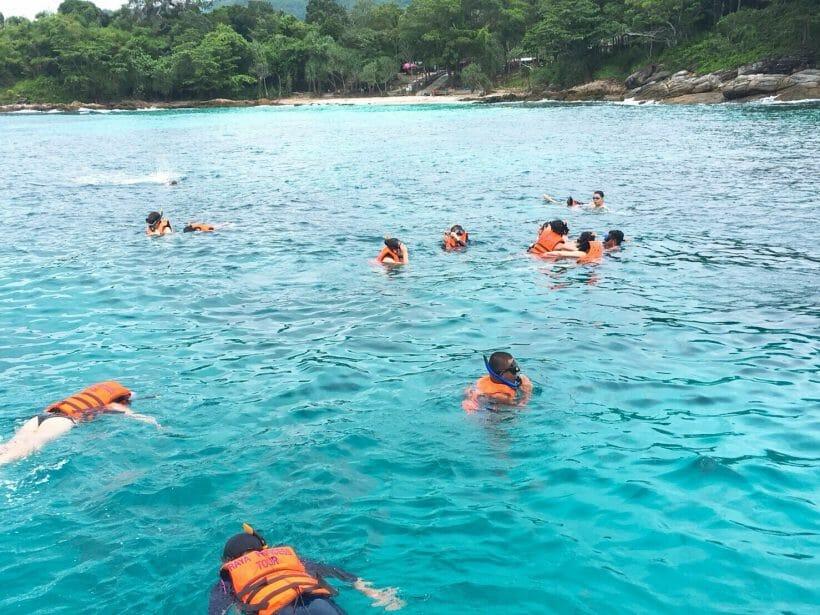 Raya Island Snorkel