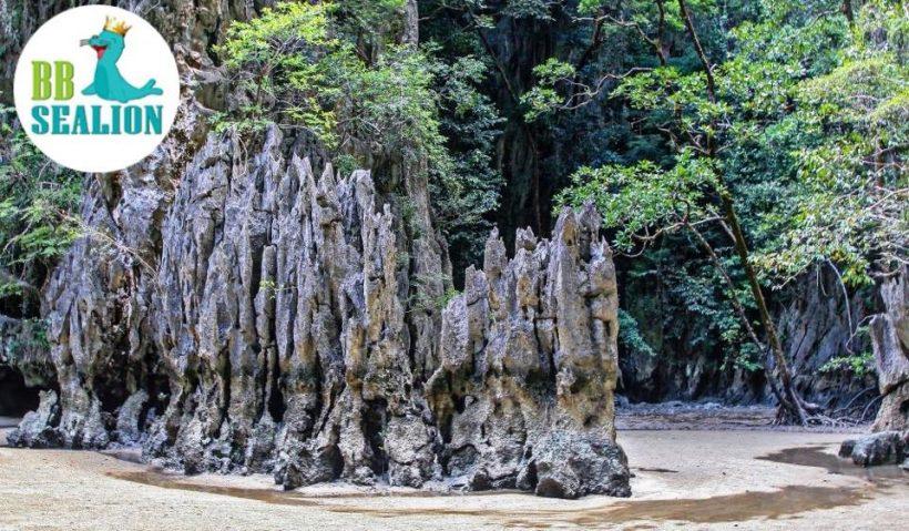 at panak Island
