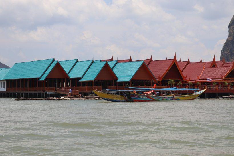 floating village Thailand