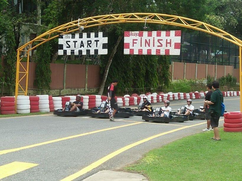 Phuket go kart speedway