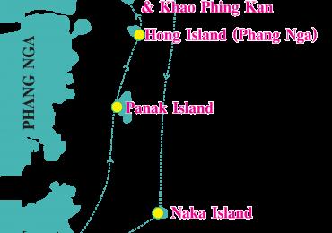 map James Bond Islands