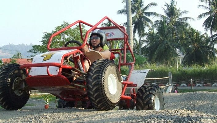 Phuket Go Karts Off Road