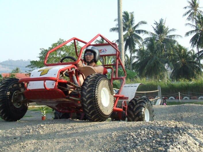 Phuket Go Karts Off Road