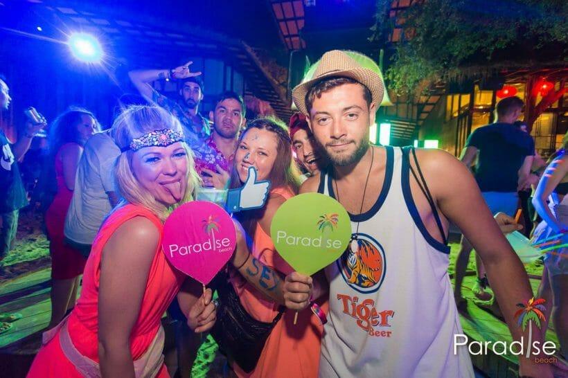 Paradise Beach Full Moon Party