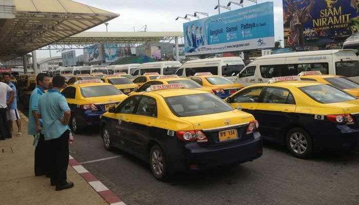 Phuket Airport Taxi