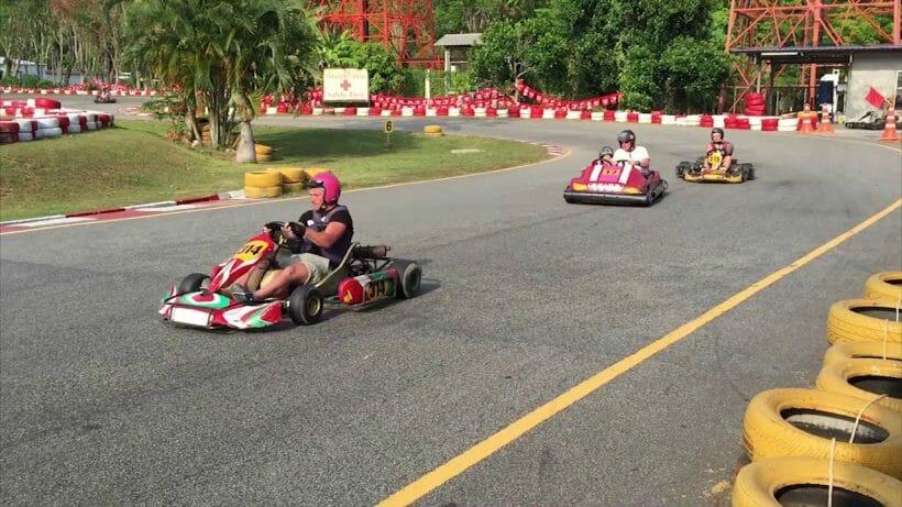 track phuket go karts