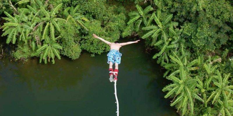 Bungy jump Phuket