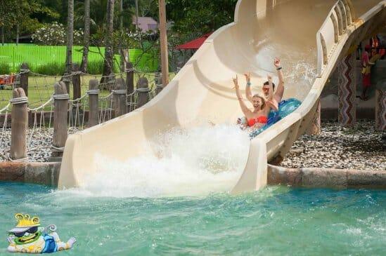 Splash Jungle Water Park Day Pass Phulet