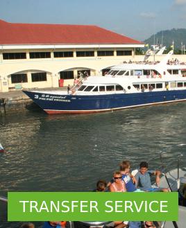 Transfer Service Phuket