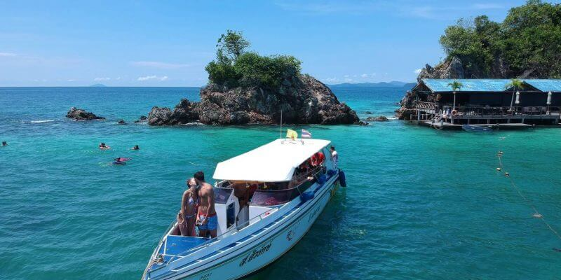 Khai islands tour