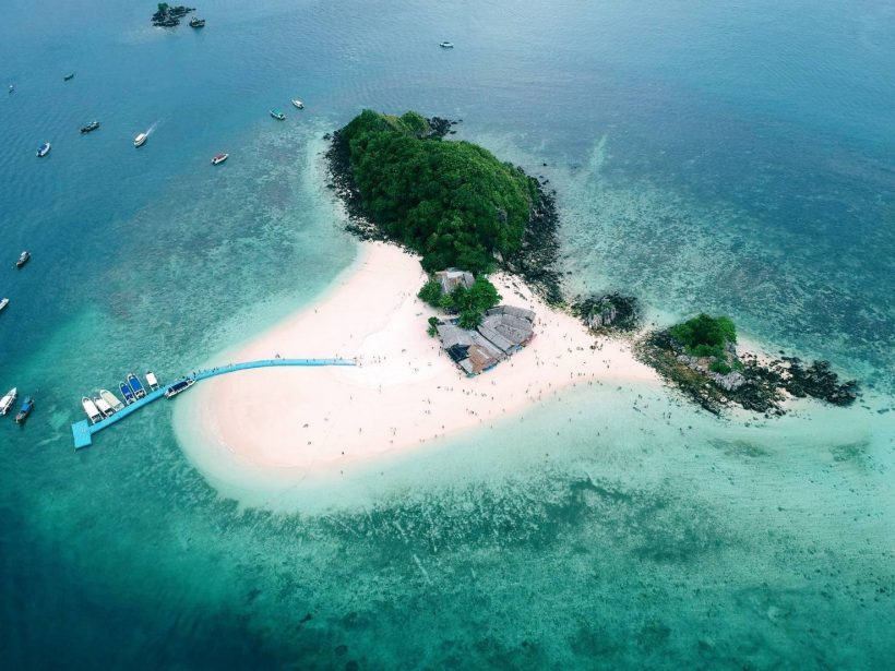 khai island aerial