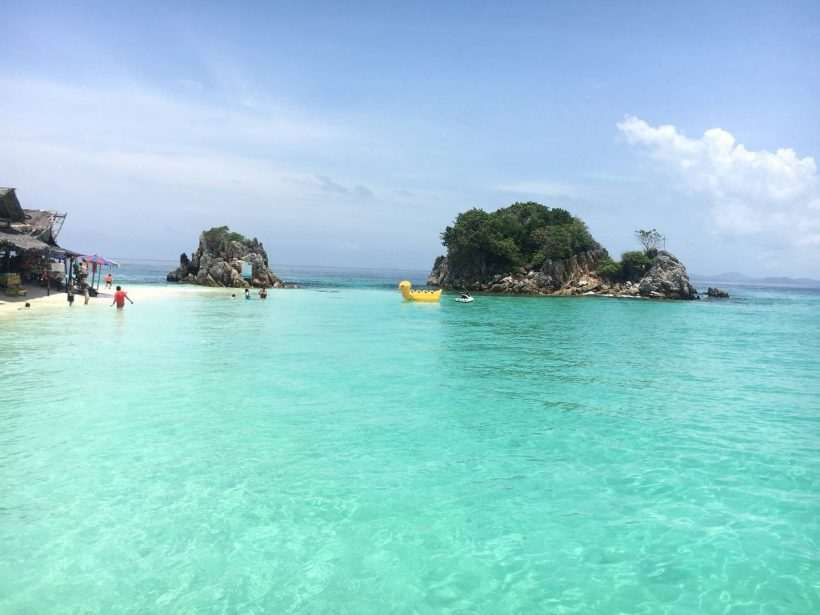 khai island sea