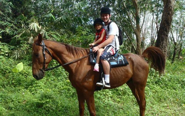 Horse Riding Phuket