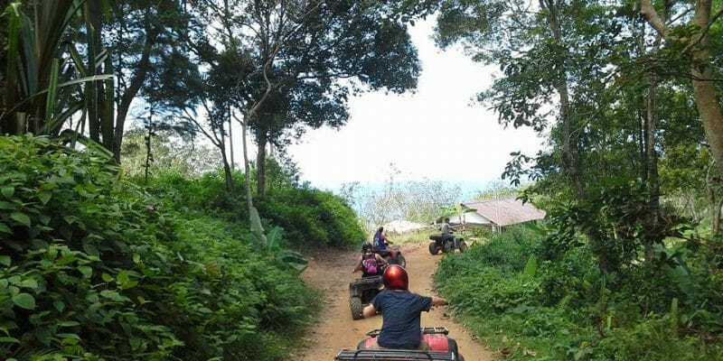Phuket ATV Safari Adventure