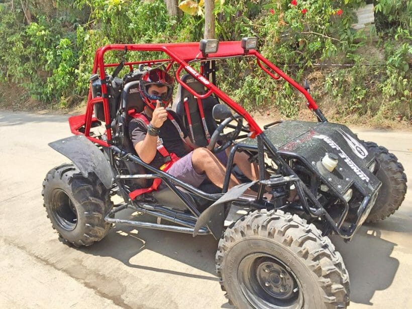 Buggy Phuket Paradise