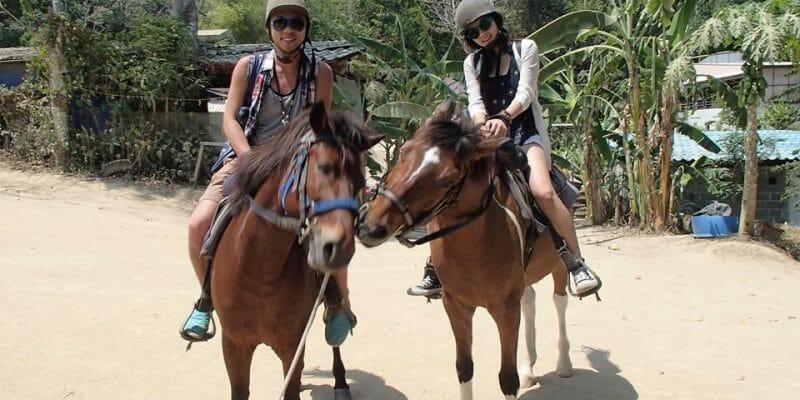 Horse Riding Tour Phuket