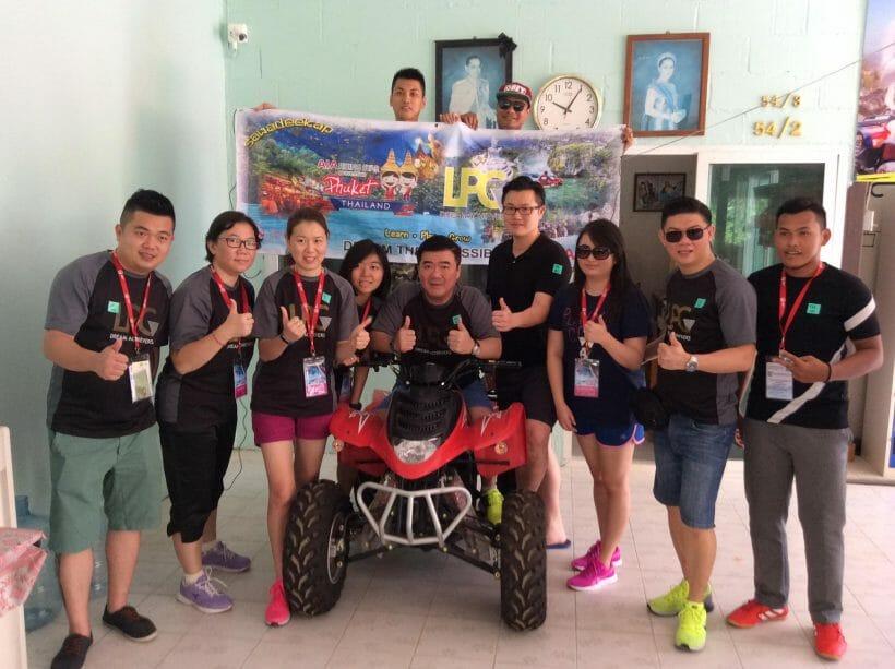 ATV Phuket Paradise